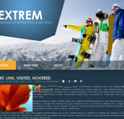 extrem-life-template-preview