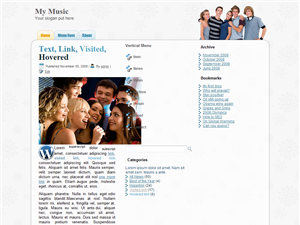 my-music-wordpress-theme